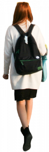 girl with a backpack 26