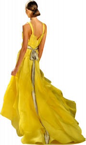 741-fashionWomanYellowDress.png 178
